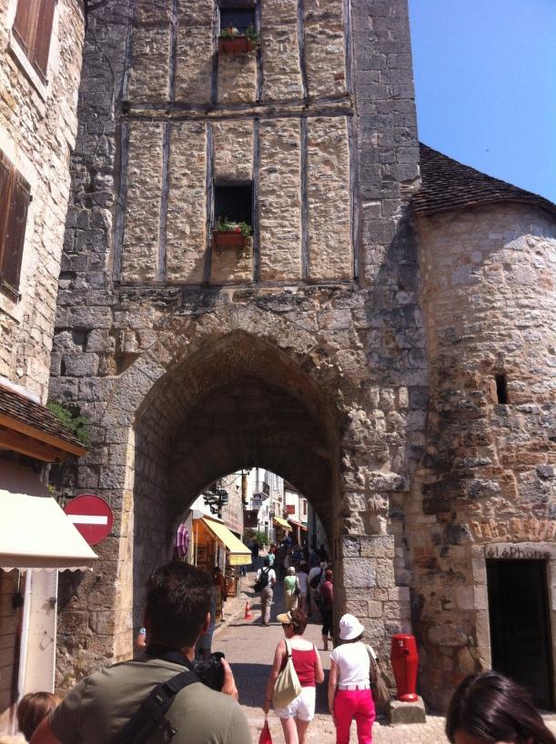 Archway Roca