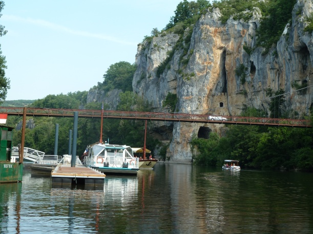 Bridge at Bouzies