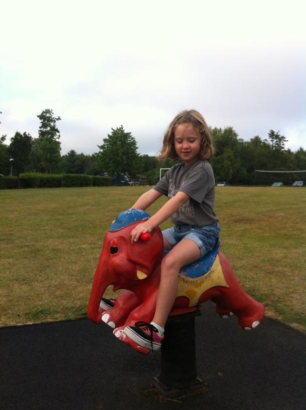 Evie Horse