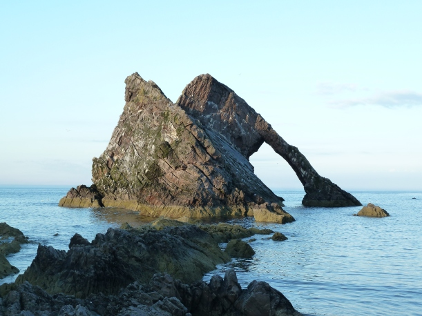 Bow Fiddle Rock - Portknockie