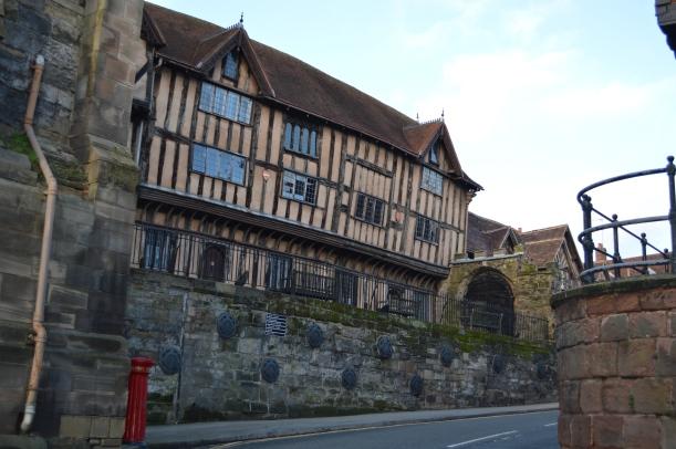 Mediaeval Warwick