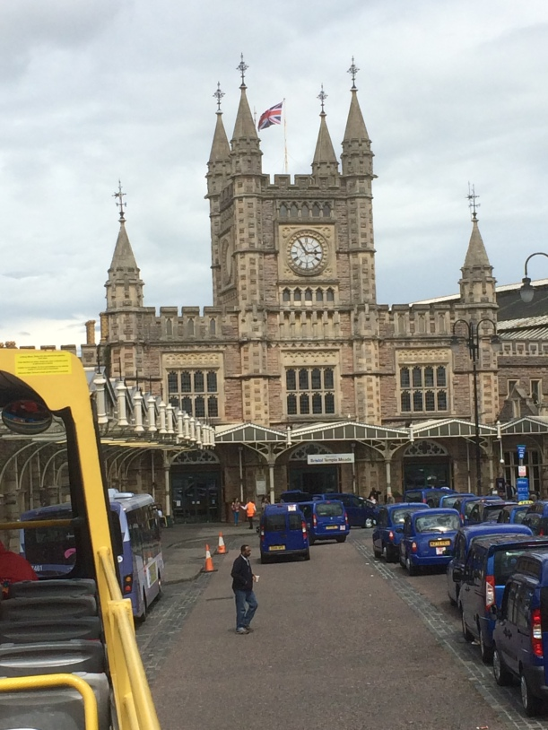 Bristol Templemeads Station