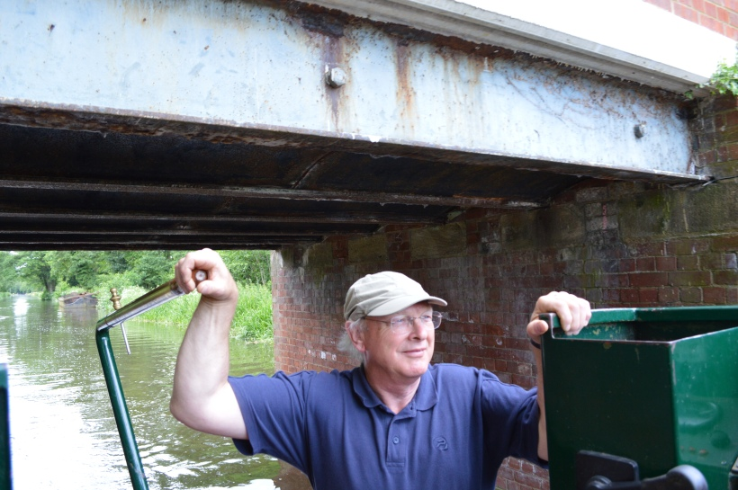 Low bridge!!