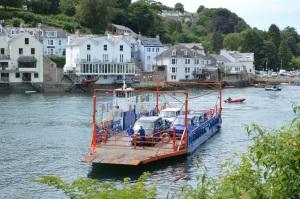 Ferry to Fowey