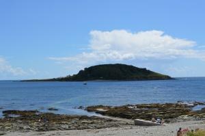 West Looe - St George's Island