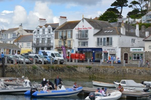 Harbour - St Mawes