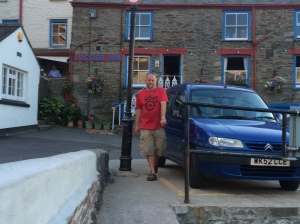 Paul & The Lugger Inn Polruan