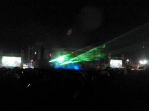 More lasers