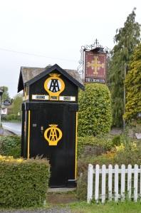Old AA box