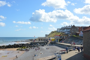 The beach at Sheringham