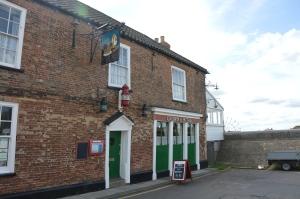 Cute old pub
