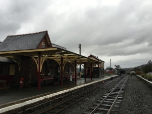 Bala Lake Railway Station