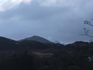 Snowy Snowdon