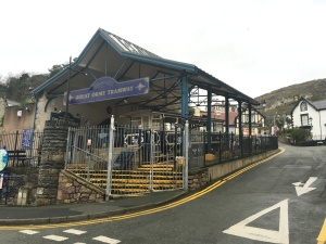 Great Orme Tramway depot