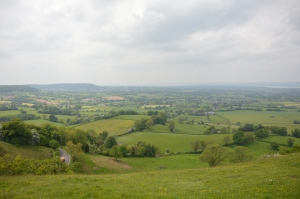 Coaley Peak Viewpoint