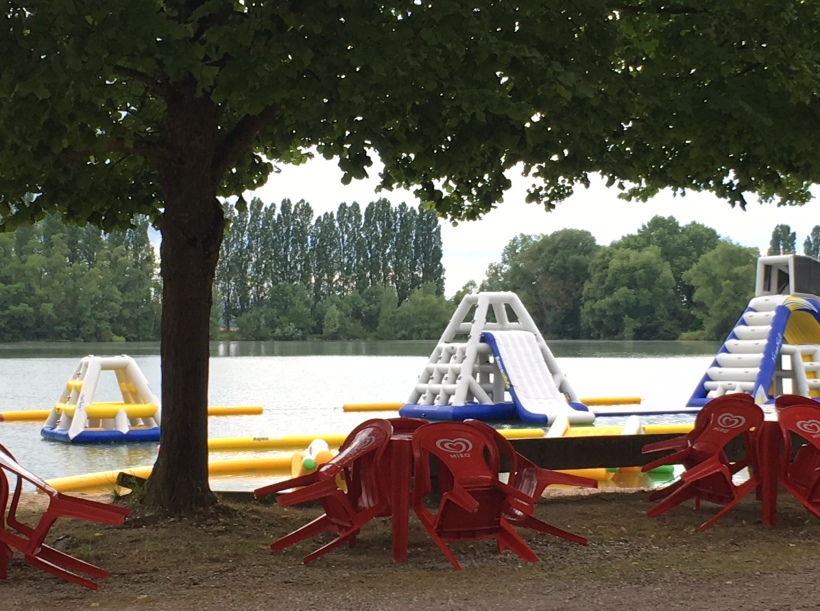 Les Terres Rouges - the waterpark
