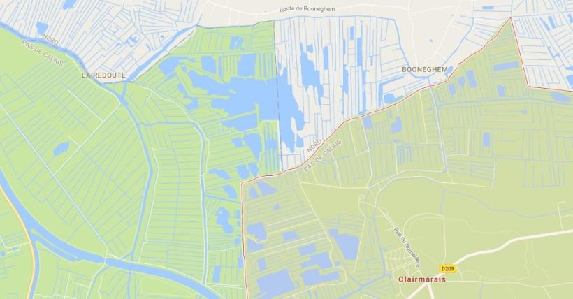 The Marais - Clairmarais