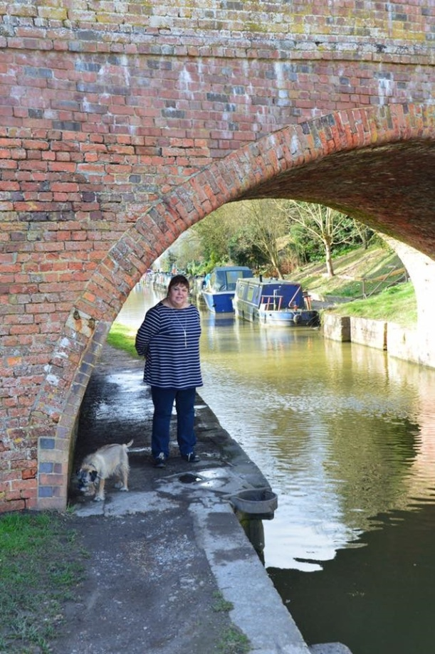 Towpath with Arch