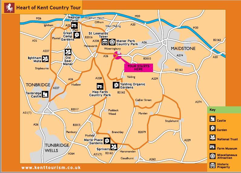 Kent Tour