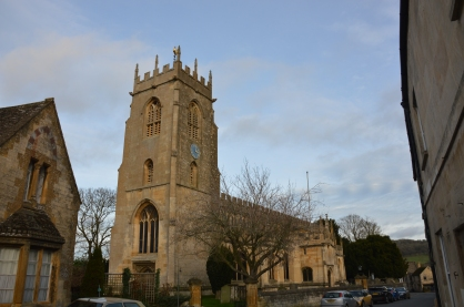 St Peters Church, Winchcombe