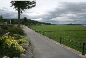 The Promenade at Grange over Sands